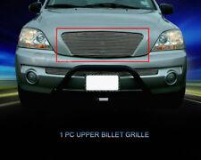 Polished Upper Billet Grille Grill  For KIA Sorento 2003-2006