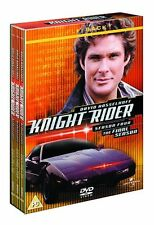 Knight Rider Series 4 [DVD]