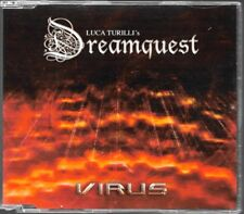 CD SINGLE / LUCA TURILLI'S DREAMQUEST - VIRUS / COMME NEUF