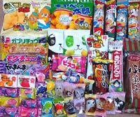 Japanese Candy Satisfying Set Chocolate Candies Snacks Gummy Yaokin