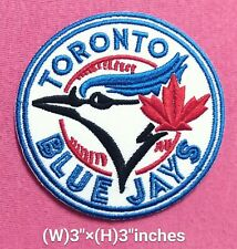 Toronto Blue Jays MLB Baseball Logo Patch sport Embroidery iron on,sewing on