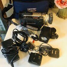Sony DCR-TRV900E Videocamera MiniDV PAL Accessorio Set-IVA