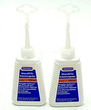 PRESSOL feines Mineralöl für Präzisionsgeräte, farblos, 2 x 100 ml Flasche - NEU