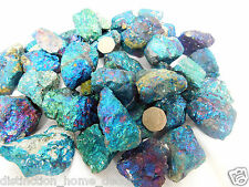 2 x Peacock Ore / Bornite Sulfide Mineral / Crystal - USA