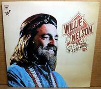 Willie Nelson- The Sound In Your Mind (Vinyl LP 1976)