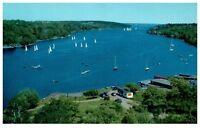CANADA Postcard - Nova Scotia, Halifax, Northwest Arm - Harbor (B25)