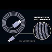 Braided USB Type C Data Sync Charger Cord Charging Cable for Samsung Galaxy S8