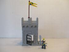 ( RB6 / 4 ) LEGO Duplo Turm mit Ritter Ritterburg   4672 4777 4785