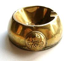 WW1 British Army Shell Trench Art Ashtray Brass