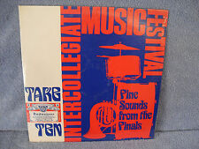 Take Ten: Intercollegiate Music Festival, 1969, SEALED Budweiser, Anheuser Busch