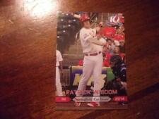 2014 SPRINGFIELD CARDINALS SGA Sysco Single Cards YOU PICK FROM LIST $1-$3 each