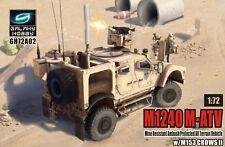 T-MODEL GH72A02 1/72 U S M1240 M-ATV MRAP w M153 CROWS II