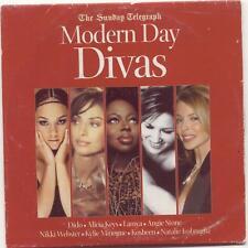 MODERN DAY DIVAS - PROMO CD: DIDO, ALICIA KEYS, ANGIE STONE, LAMYA, KOSHEEN ETC