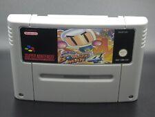 Super Bomberman 4 Super Nintendo SNES Video Game PAL Version