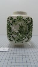 HARD TO FIND REPLACEMENT FOR PEDE GREEN DELFT POTTERY BEAN HOLDER