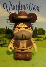 "DISNEY Vinylmation 3"" Park Set 9 Urban Cowboy Bandit Wild West"