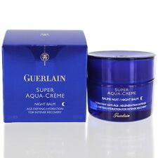 Guerlain 1.7 Oz Super Aqua Night Balm (NEW IN BOX)