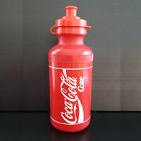 Vintage style Coca Cola Tour de France 80ies Cycling Bidon