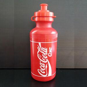 Vintage style Coca Cola Tour de France 80ies Cycling Bidon