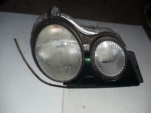 1996 97 98 99 MERCEDES BENZ E300 E-320 E420 E 430 RH RIGHT HeadLight Head Light