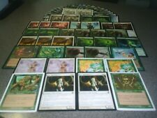 MTG Magic ENCHANTRESS DECK Rare Aura LOT 4th Yavimaya Verduran Kor Spiritdancer
