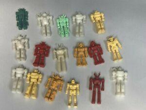 Lot of Shogun Warrior Japanese robots decoys vintage