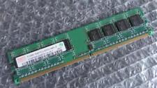 DDR1 SDRAM de ordenador Hynix con memoria interna de 512MB