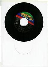 "KEITH PALMER sings ""COLD OHIO RAIN""&""NO LOVE LOST"" 45 PRM  1977 PROMO COPY"