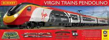 Hornby R1155 Virgin Trains Pendolino West Coast Complete Train Set OO Gauge
