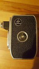 Paillard Bolex B8L. 8mm movie camera