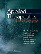 Applied Therapeutics: The Clinical Use of Drugs (Point (Lippincott Williams & Wi