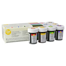 Wilton Icing Color Comestible Gel Colorante Alimentario  Set de 8 colores