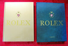First Edition 1989 w/Cert of Own Book Rolex Timeless Elegance by George Gordon