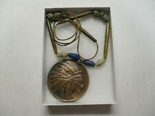 1844 CLASSIC  FUR TRADE PEACE MEDAL