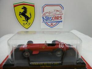 1/43 Ferrari 801 F1 #10 Musso 1957 IXO / Altaya / DeAgostini
