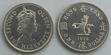 Hongkong / Hong Kong 1 Dollar 1975 p35 unz