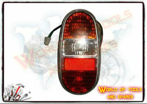 Rear Stop Brake Tail Indicator Light Assly Classic Car Morris Oxford 50s models