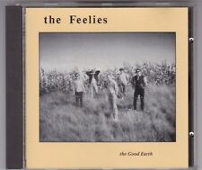 THE FEELIES - THE GOOD EARTH CD LINE WEST GERMANY © 1986 FIRSTPRESS IN MINT!