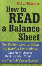 How to Read a Balance Sheet: The Bottom Line on What You Need to Know About: Cas