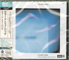 COLORED MUSIC-S/T-JAPAN HQCD E25