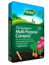 Westland Gardener's Multi-Purpose Compost Garden 50L Bag FREE DELIVERY