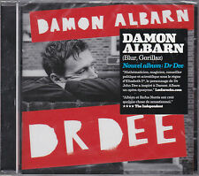 CD 18T DAMON ALBARN Dr DEE DE 2012 NEUF SCELLE AVEC FRENCH STICKER