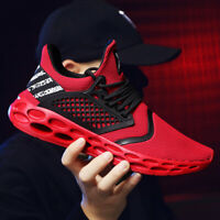 Mens Casual Sneakers Outdoor Walking Sports Running Trainning Athletic Shoes Gym