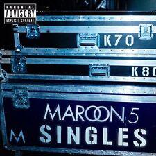 MAROON 5 - SINGLES - CD SIGILLATO 2015