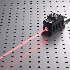 200mW 635nm Laser Dot Module + TTL/Analog 0-30KHZ + TEC Cooling + 85-265V
