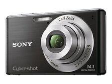 Sony Cyber-shot DSC-W530 14.1MP Digital Camera - Black