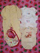 Baby Boy Grows Bundle 0-3 Moths 6 Items From Disney,Fisher Price,Ladybird,Tesco