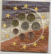 COFFRET EURO BU 2000 NEUF SOUS BLISTER