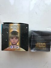 En Caja Sellada Star Wars episodio 1 Anakin Skywalker la transformación de banco KFC figura