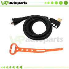 10ft 50amp 125250v 14 50p To Cs6364 Locking Connector Generator Extension Cord